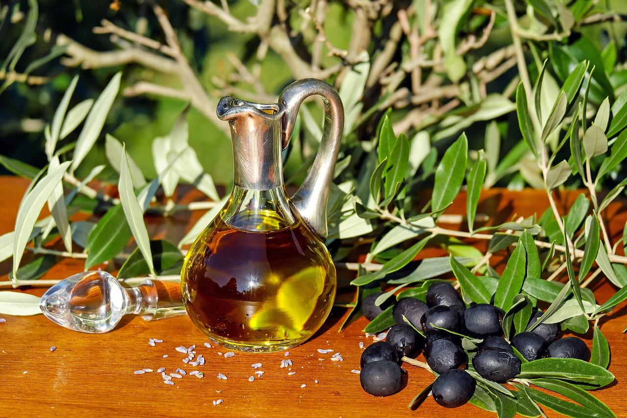 Grecka oliwa z oliwek – sklep internetowy. Antyoksydanty