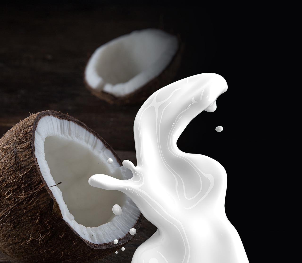 Jak samemu przygotować mleko kokosowe?